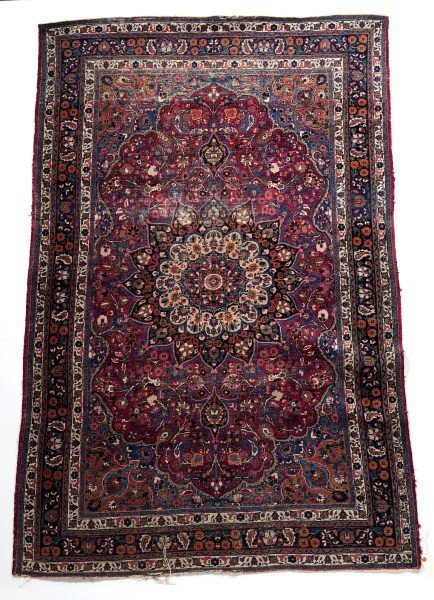 9: Kashan Carpet