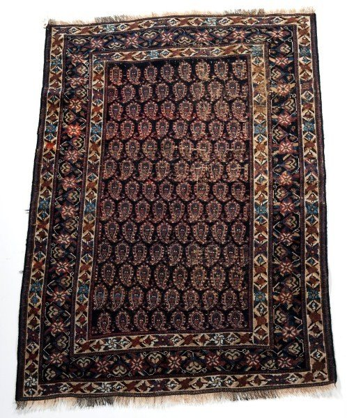 13: Turkish Oriental Carpet