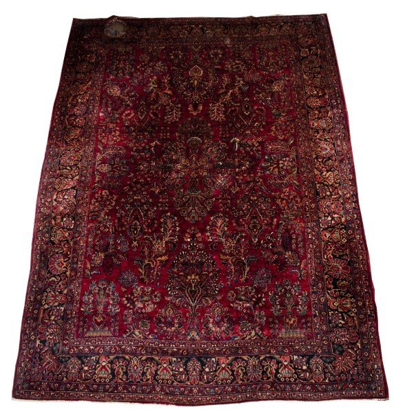 14: Saruk Antique Rug