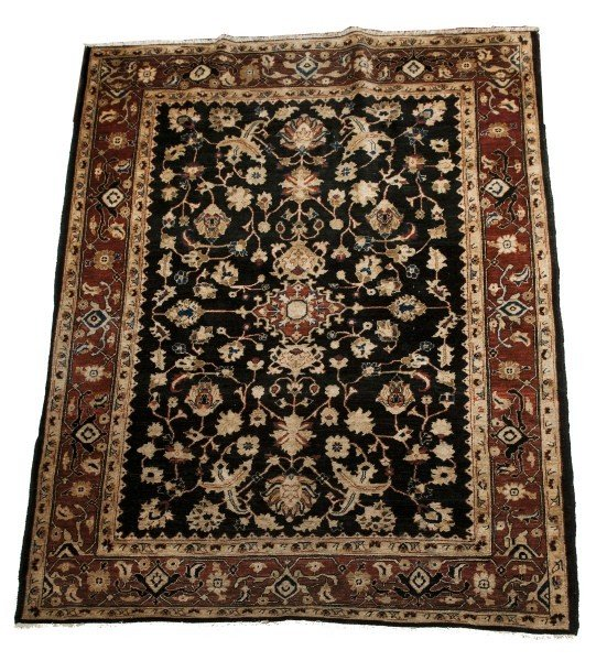 21: Persian Serapi Carpet
