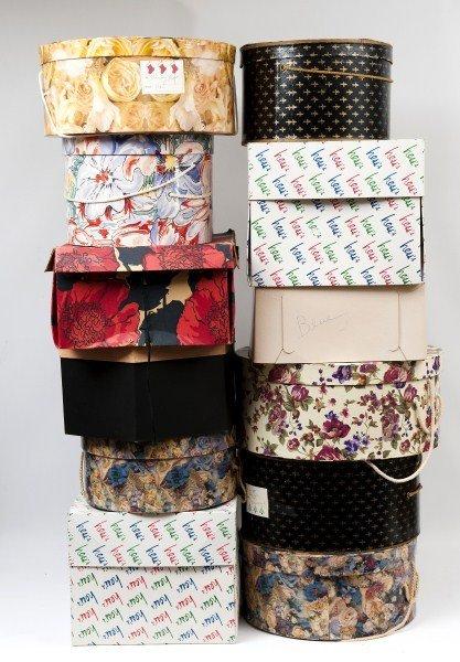2: Hat Boxes