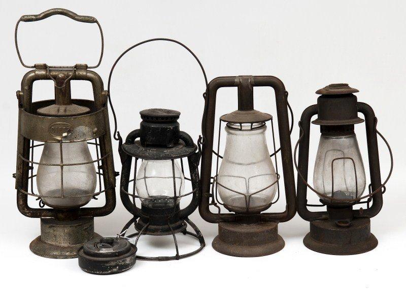 6: Oil Lanterns