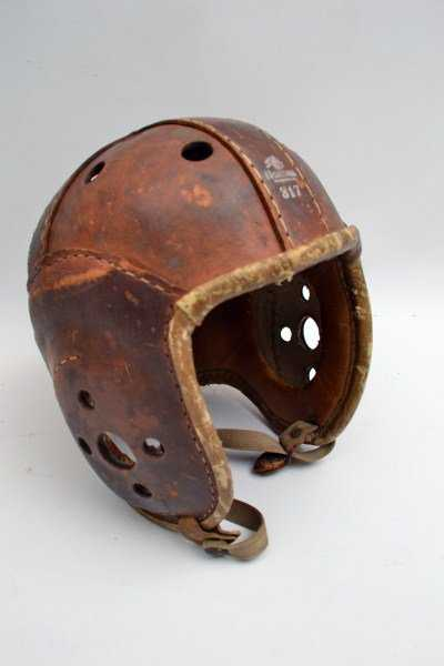 Image result for 1930 football helmet