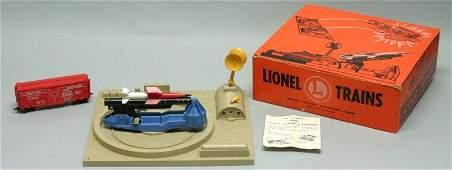 408A: Lionel #0470 Missile Launching Platform