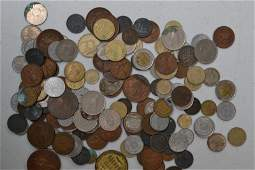 763: Foreign Coins Medals & Tokens