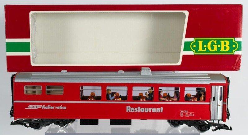 3: LGB 3068 Restaurant Car