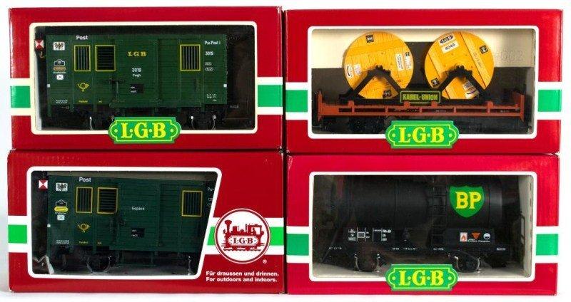 5: LGB 32190, 3019, 4002, 4040B