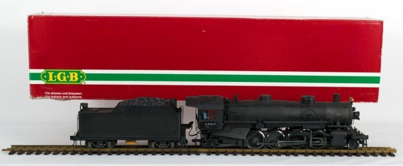 16: LGB 20872 Custom-Santa Fe Mikado With Sound