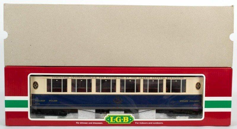 17: LGB 31655 Orient Express Pullman