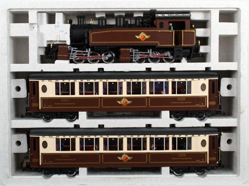 64A: LGB Continental Classic Express Starter Train Set