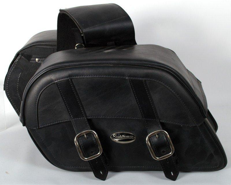 365: Saddleman Soft Tail Saddle Bags