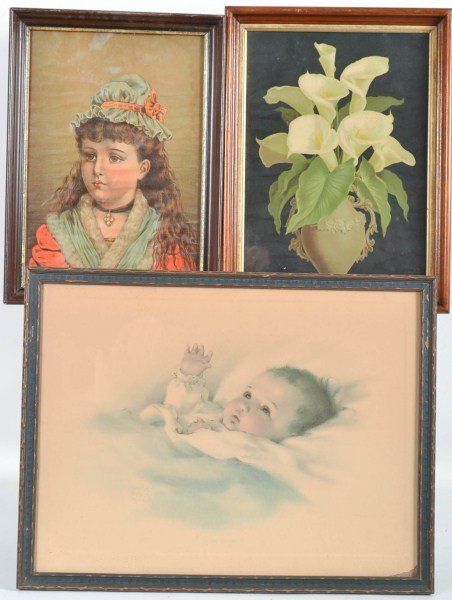 Victorian Promo Lithographs