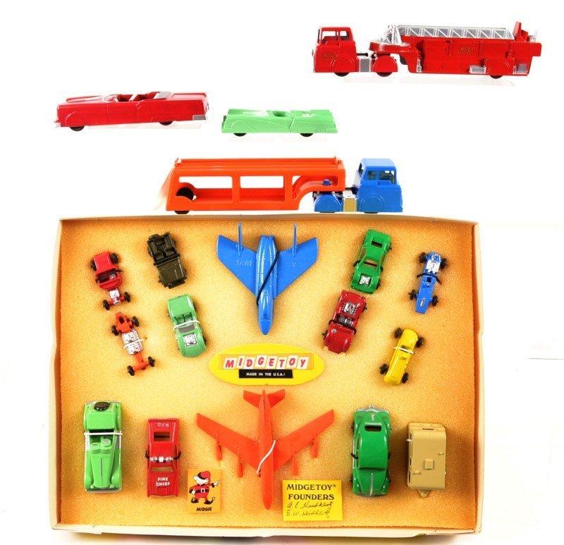 Midgetoy Boxed Collector's Set