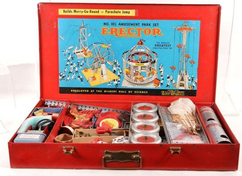 Erector Set #10½ 1950's