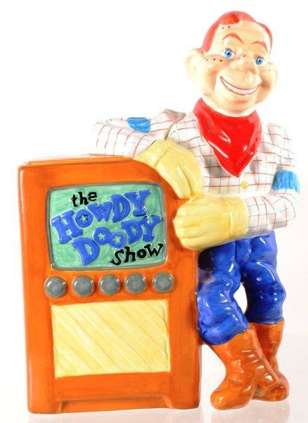 Limited Edition Howdy Doody Cookie Jar