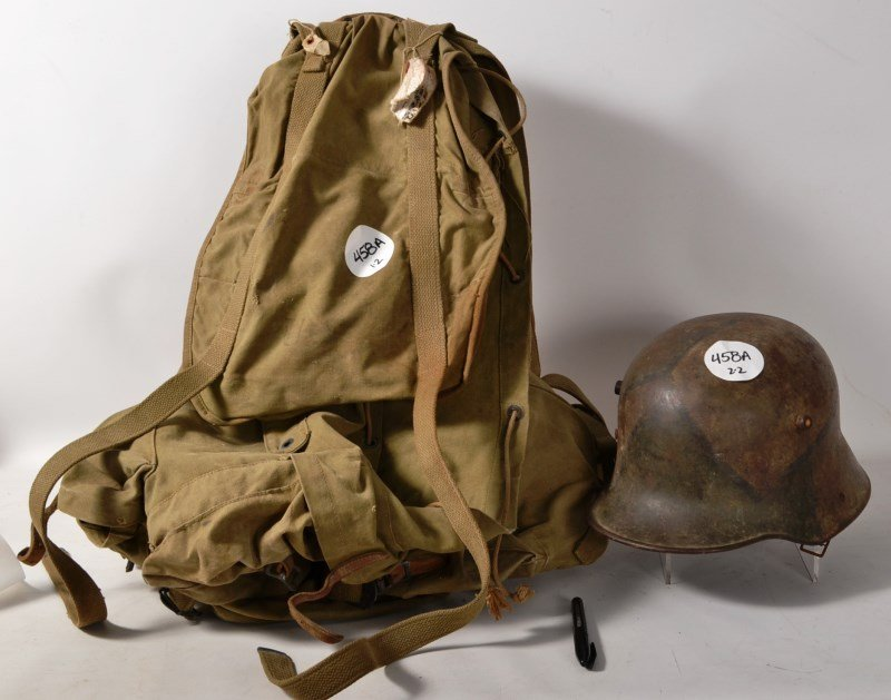 German and USA Military Equipment