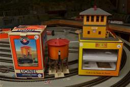 O Scale Lionel and Rail King accessories 3/8 Wate