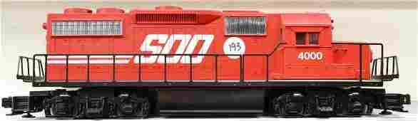 O Scale Lionel 618825 SOO LINE GP382 Diesel Loc