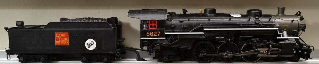 O Scale Weaver Steam Loco, 4-6-2 Grand Trunk & Wes