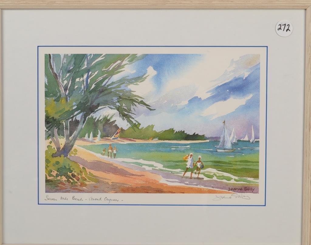 Joanne Sibley Watercolor