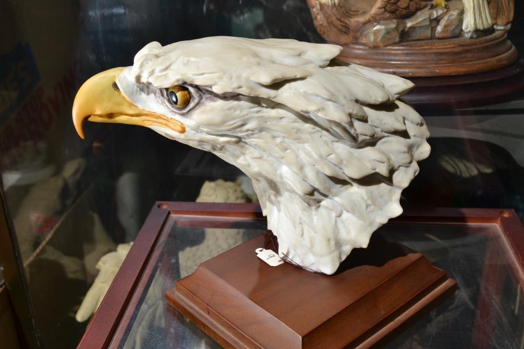 Porcelain Kaiser West German American Eagle