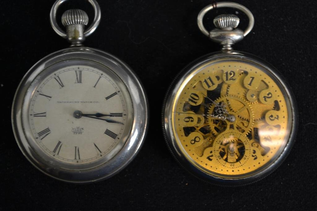 Waterbury Rotary Long Wind and New England Watch