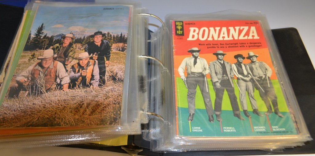 "Large Collection of ""Bonanza"" Ephemera"