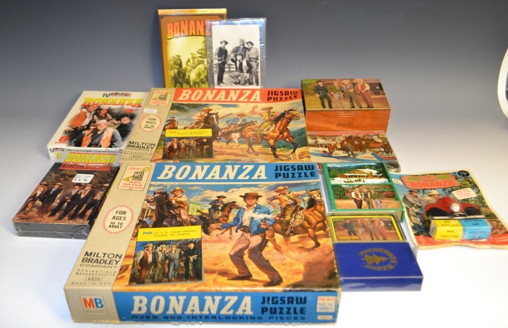Bonanza Games and Entertainment Lot
