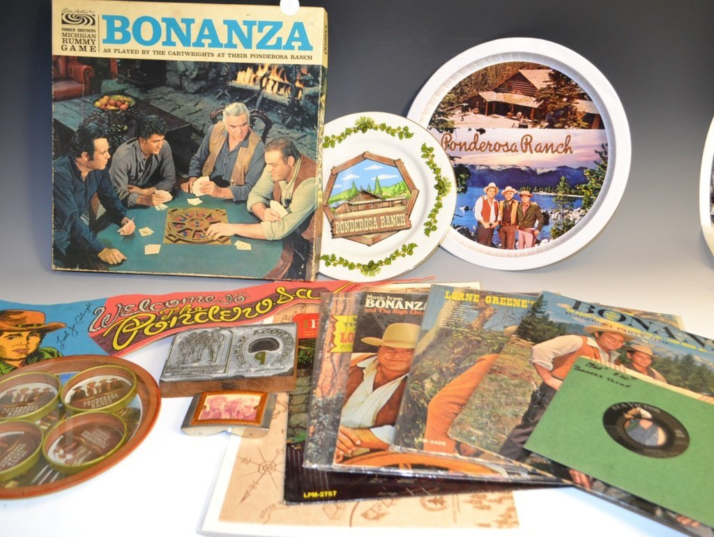 Bonanza Collectable Items