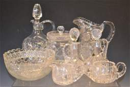 Lead Cut crystal  Glass Large Collection