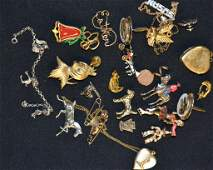Sterling Silver and Costume Jewelry