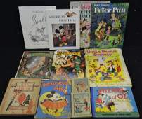 Grouping Of Walt Disney and Other Books