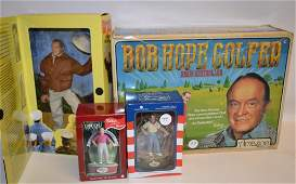 Grouping of Bob Hope Collectors Items