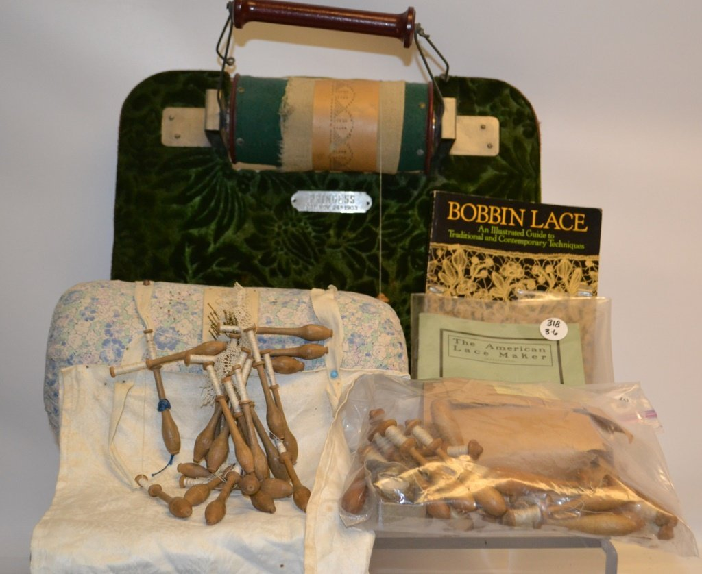 Princess Lace Making Loom, by Torchon Lace Co.