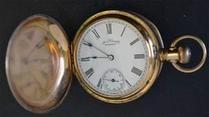 American Waltham Watch Co Pocket Watch