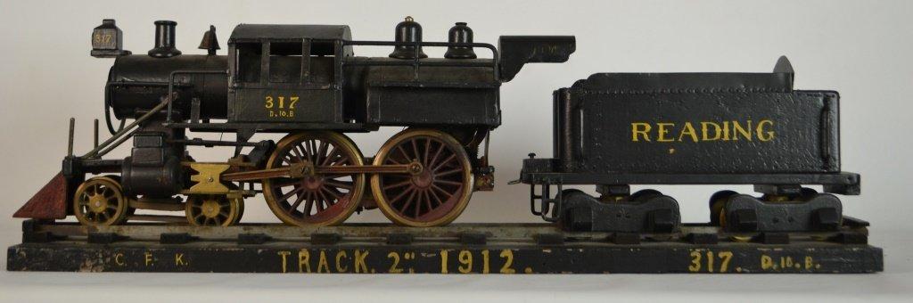 Pre WWI G Gauge Steam Engine and Tender Kit
