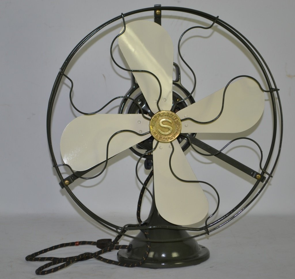 Sprague Electric Fan