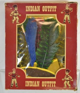 Pla- Master Indian Outfit