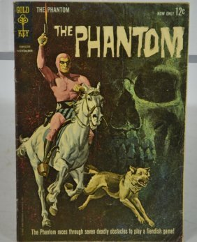 The Phantom No. 1 November 1962