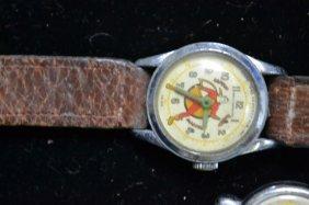Captain Marvel & Mary Marvel Wrist Watches