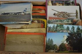 Collection Of Stereo View & Post Cards