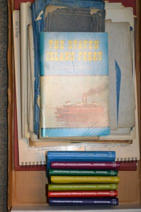 Grouping Of Railroad Related Books & Guides