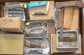 Approx. 42 Assorted Knives