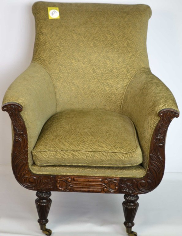 Indonesian Style Chair