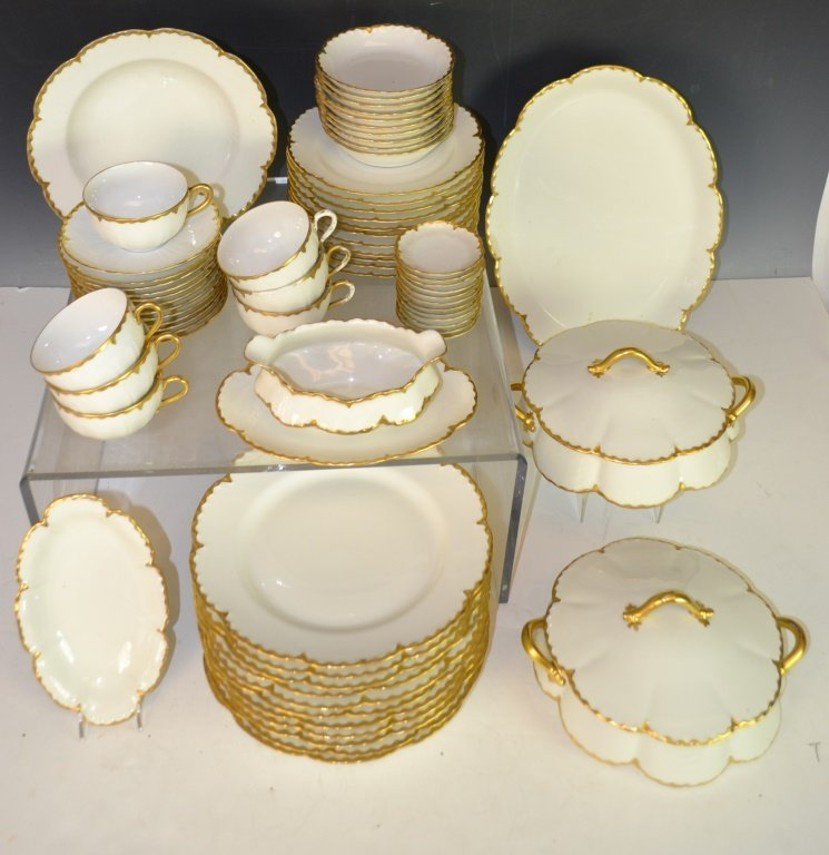 Large Collection of Haviland Limoges