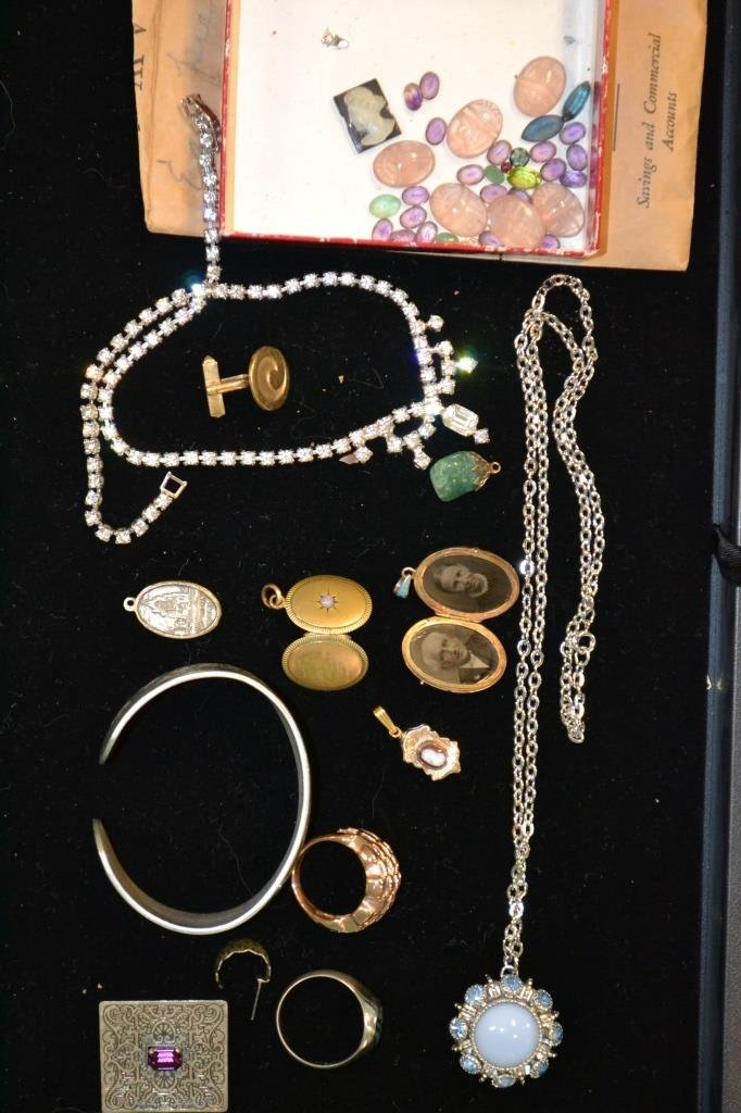 Victorian Grouping & Other Jewelry