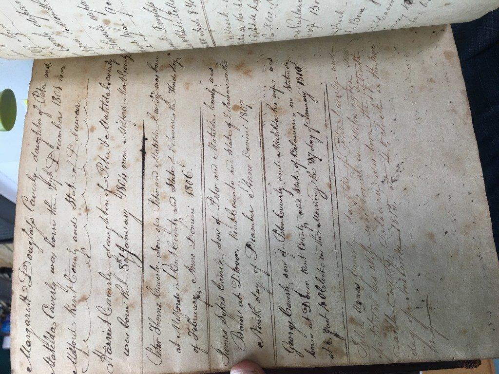1791 Trenton NJ, The Holy Bible w/ Original Cover - 8