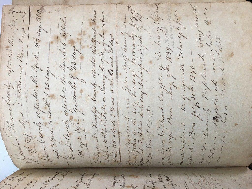 1791 Trenton NJ, The Holy Bible w/ Original Cover - 9