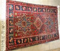 1st Half 20thC Persian Hamadan Mat