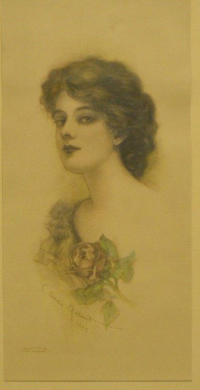 Charles Allan Gilbert (American, 1873-1929) Print